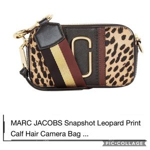 Marc Jacobs snapshot crossbody.